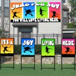 Jump for Joy Campaign